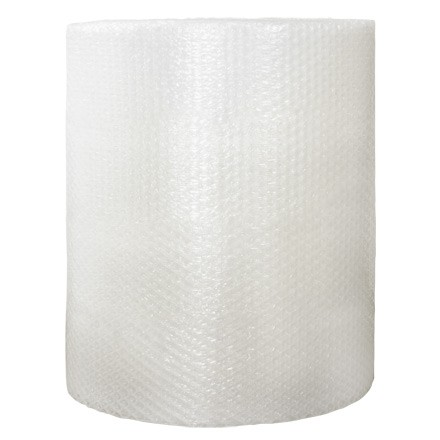 """Bubble Rolls, Heavy Duty, Large, 1/2"""" X 48"""" X 250', Perforated"""