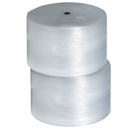 """Bubble Rolls, Large, 1/2"""" X 24"""" X 250', Non-Perforated"""