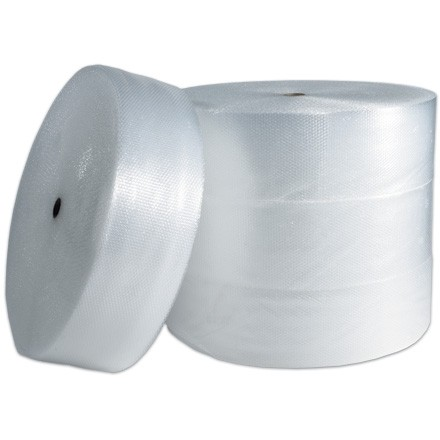"""Bubble Rolls, Large, 1/2"""" X 12"""" X 250', Perforated"""