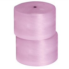"""Bubble Rolls, Anti-Static, Large, 1/2"""" X 24"""" X 250', Perforated"""