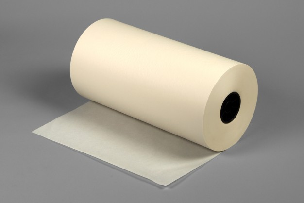 """White Vegetable Parchment Roll, 18"""" x 2600"""