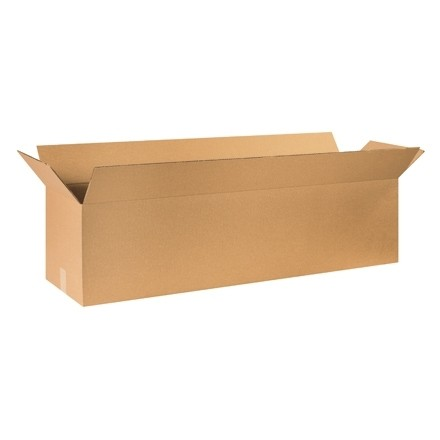 """Double Wall Corrugated Boxes, 60 x 12 x 12"""", ECT"""