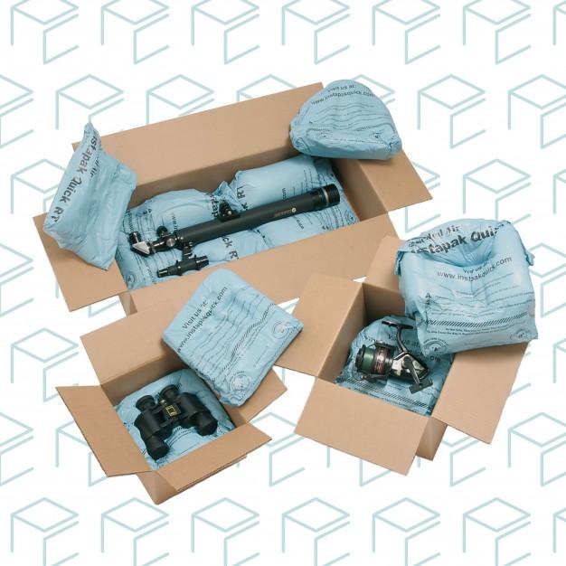 "Instapak Quick® RT Foam Packaging 18"" X 18"" Case of 128"