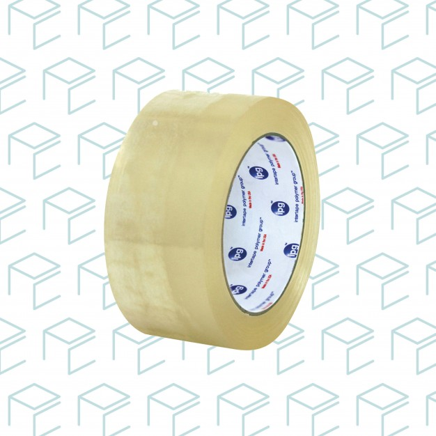 "Clear Packing Tape, 1.9"" x 328"