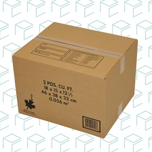"""Moving Boxes - 18"""" X 15"""" X 12.5"""" - 10 Pack"""