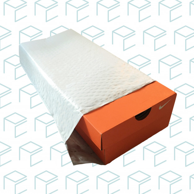 """Airjacket®#0 Poly Bubble Mailer - 6"""" x 9.25"""" -Case of 250"""