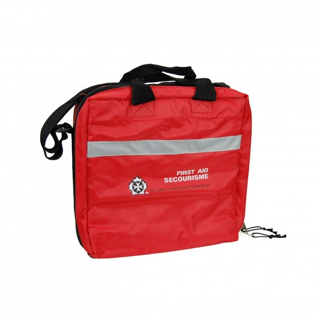 St. John Ambulance First Aid Carrying Case - Bag