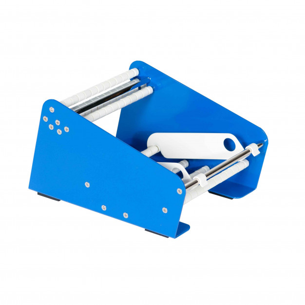 "Mechanical Label Dispenser for Bench Tops, 4.5"" Label Width"