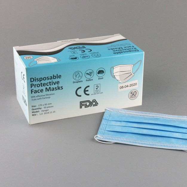 Face Mask - Box of 50