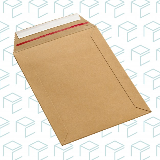 "GATOR-PAK™ #4 Shipping Mailers - 9.5"" X 13"" - Case of 200"