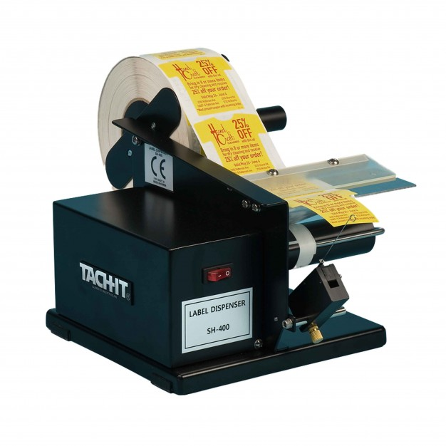 Ultra-Economical Automatic Label Dispenser