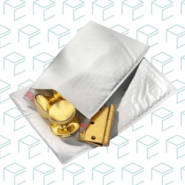"XPAK #6 Poly Bubble Mailer - 12.5"" x 19"" - Case of 50"
