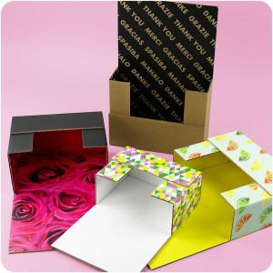 Custom Branded Easy Fold Mailer