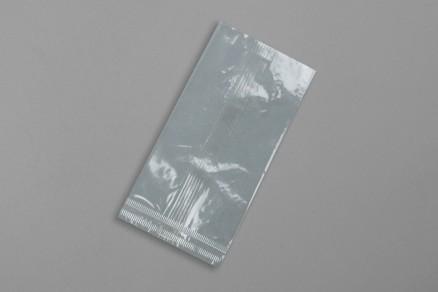 """Flat Cellophane Bags, 3 x 3 3/4"""""""