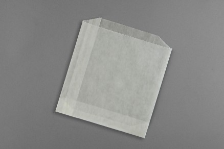 """Flat Glassine Bags, 5 1/2 x 5 3/4"""""""