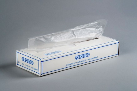 High Density Poly Deli Tissue Sheets, 10 3/4 x 15""