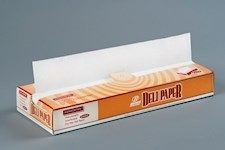 Heavy Duty Waxed Deli Tissue Sheets, 15 x 10 3/4""