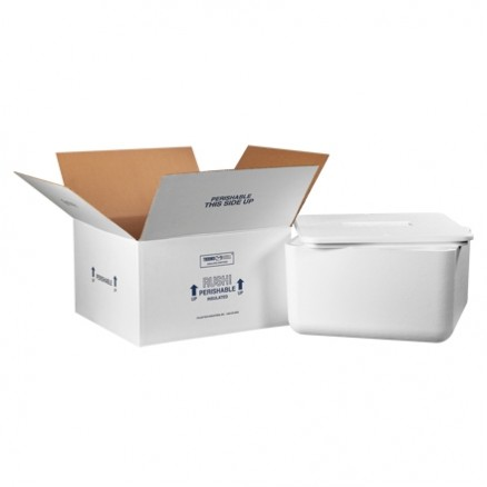 """Insulated Shipping Kits, 17 x 17 x 12"""""""