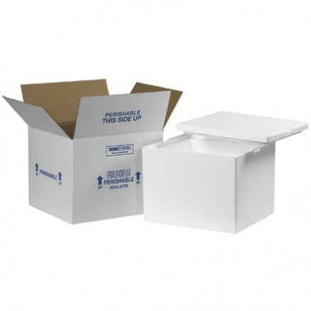 Insulated Shipping Kits, 12 x 10 x 12""