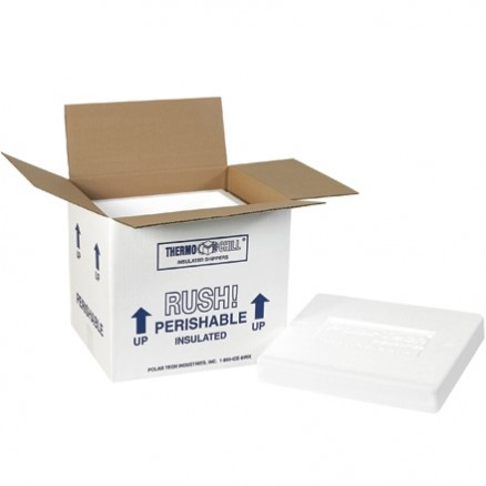 """Insulated Shipping Kits, 10 1/2 x 8 1/4 x 12 1/4"""""""