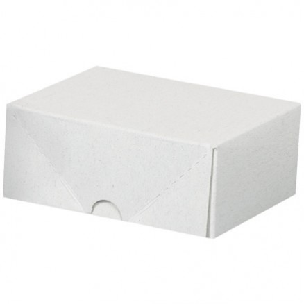"""Chipboard Boxes, Business Card, 4 3/4 x 3 1/2 x 2"""""""