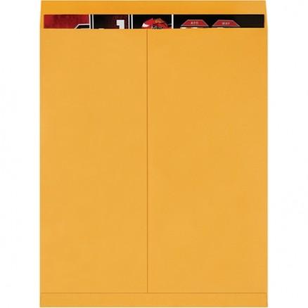 """Jumbo Envelopes, Kraft, 22 x 27"""""""