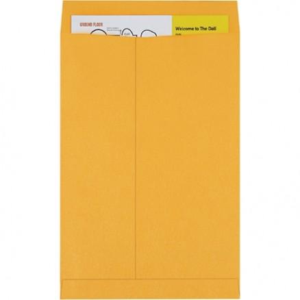"""Jumbo Envelopes, Kraft, 12 1/2 x 18 1/2"""""""