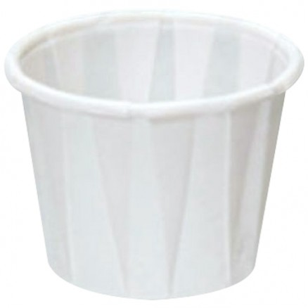 Paper Portion Cups, 1 oz.