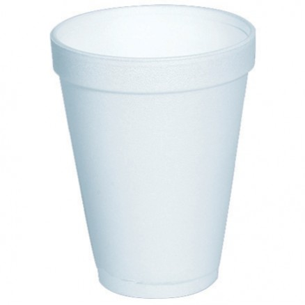 Foam Cups, 12 oz.