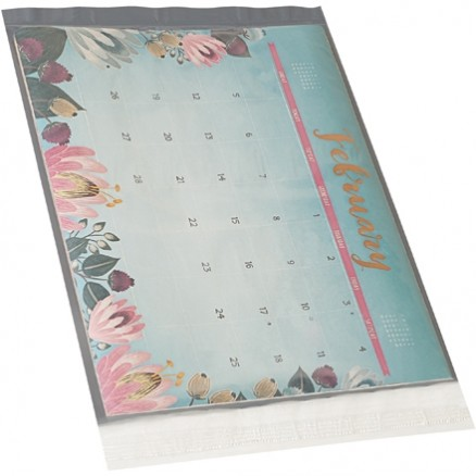 Poly Mailers, Clear View, 14 1/2 x 19""