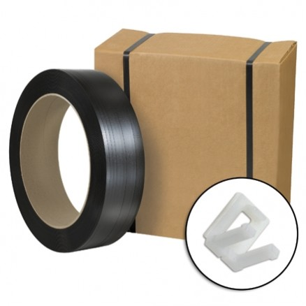 Jumbo Postal Approved Polypropylene Strapping Kit