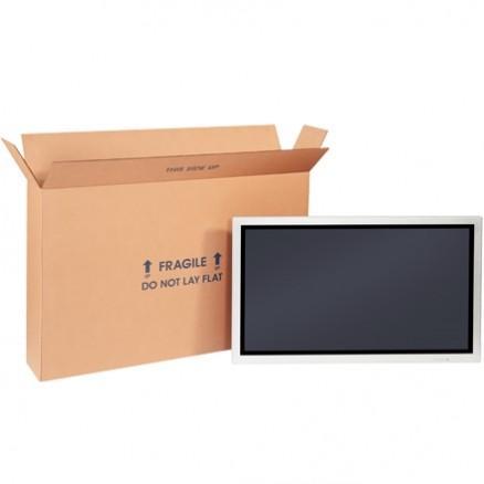 "Corrugated Boxes, Side Loading, 56 x 8 x 36"""