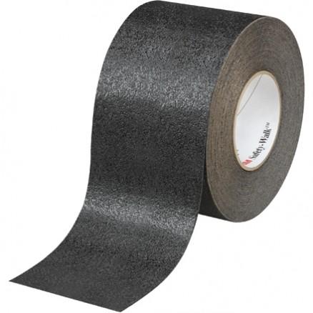 "Black 3M 510 Safety-Walk™ Tape, 4"" x 60"