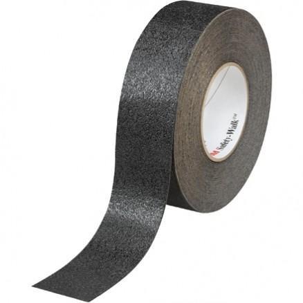 "Black 3M 510 Safety-Walk™ Tape, 2"" x 60"