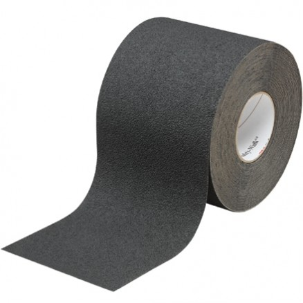"3M 3103 Safety-Walk™ Tape, 6"" x 60', Black"
