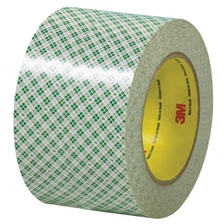 """3M 410M Double Sided Masking Tape, 3"""" x 36 yds., 6 Mil Thick"""