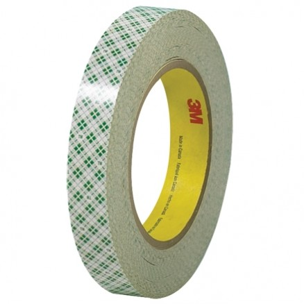 """3M 410M Double Sided Masking Tape, 3/4"""" x 36 yds., 6 Mil Thick"""