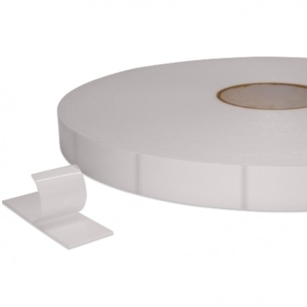 "Pre-Cut Double Sided Foam Strips, 1/32"" Thick - 1 x3"""