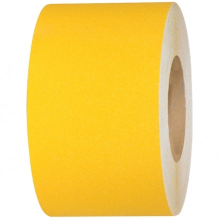 "Yellow Heavy Duty Anti-Slip Tape, 4"" x 60"