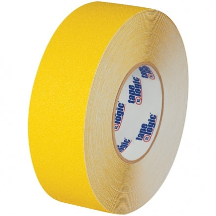 "Yellow Heavy Duty Anti-Slip Tape, 2"" x 60"