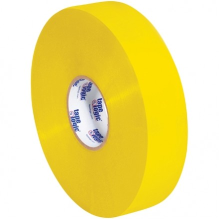"Yellow Machine Carton Sealing Tape, Economy, 2"" x 1000 yds., 1.9 Mil Thick"