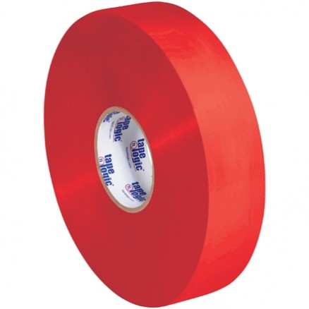 "Red Machine Carton Sealing Tape, Economy, 2"" x 1000 yds., 1.9 Mil Thick"