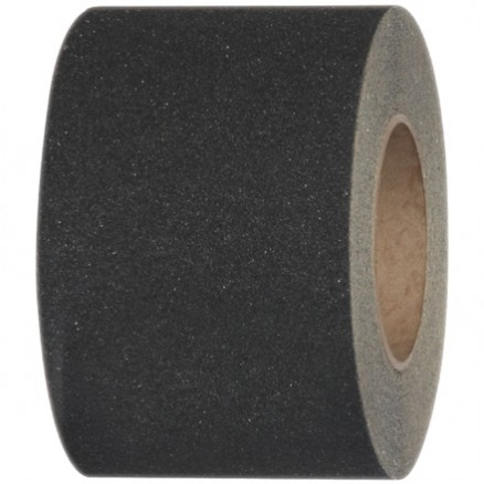 "Black Anti-Slip Tape, 4"" x 60"