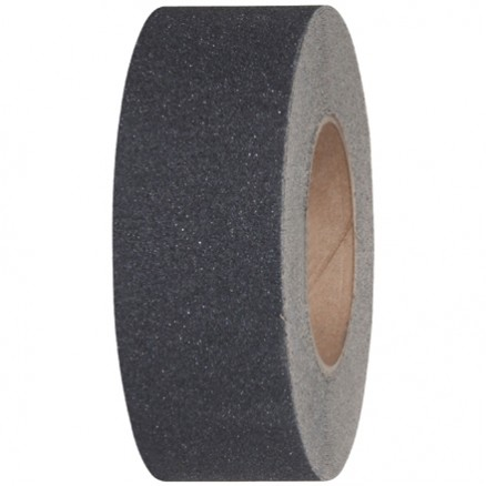 "Black Anti-Slip Tape, 3/4"" x 60"