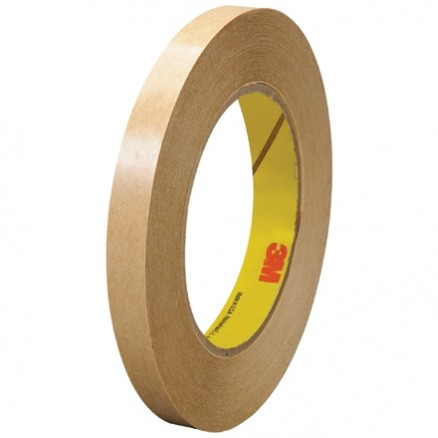 "3M 465 General Purpose Adhesive Transfer Tape, 1/2"" x 60 yds., 2 Mil Thick"
