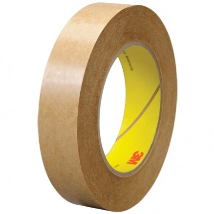 "3M 463 General Purpose Adhesive Transfer Tape, 1"" x 60 yds., 2 Mil Thick"