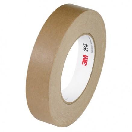 "3M 2517 Kraft Flatback Masking Tape, 3/4"" x 60 yds., 6.5 Mil Thick"