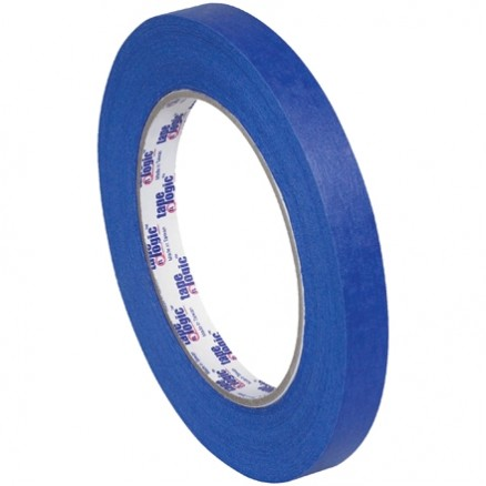 "Blue Painter's Masking Tape, 1/2"" x 60 yds., 5.2 Mil Thick"
