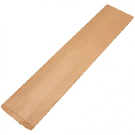 Kraft Bags For Tubes, 11 x 7 x 65""