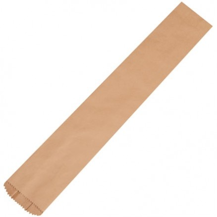 Kraft Bags For Tubes, 6 x 3 1/2 x 39""